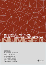 Numerical Methods in Geotechnical Engineering IX: Proceedings of the 9th European Conference on Numerical Methods in Geotechnical Engineering (NUMGE 2018), June 25-27, 2018, Porto, Portugal
