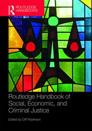 Featured Title - HB of Social, Economic, and Crim Justice - 1st Edition book cover