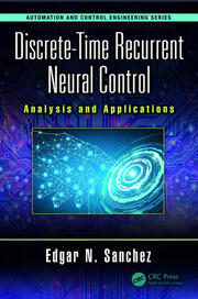 Discrete-Time Recurrent Neural Control: Analysis and Applications