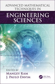Advanced Mathematical Techniques in Engineering Sciences - 1st Edition book cover