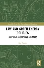 Coordinating Public and Private Sustainability: Green Energy Policy, International Trade Law, and Economic Mechanisms