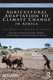 Agricultural Adaptation to Climate Change in Africa: Food Security in a Changing Environment