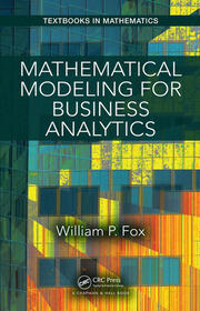 Mathematical Modeling for Business Analytics