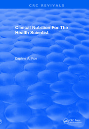 Revival: Clinical Nutrition For The Health Scientist (1979)