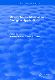 Revival: Microspheres: Medical and Biological Applications (1988)
