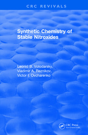 Revival: Synthetic Chemistry of Stable Nitroxides (1993)