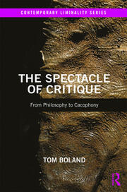 The experience of critique