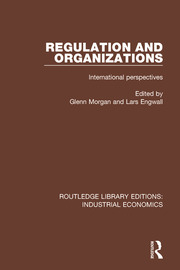 Regulation and Organizations: International Perspectives