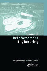 Sound Reinforcement Engineering: Fundamentals and Practice