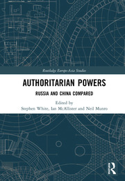 Authoritarian Powers: Russia and China Compared