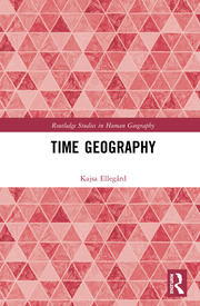 Thinking Time Geography: Concepts, Methods and Applications