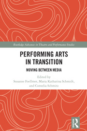 Performing Arts in Transition - Foellmer