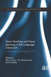 Team Teaching Team Learning Language Classroom Tajino RPD