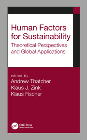 Human Factors for Sustainability: Theoretical Perspectives and Global Applications