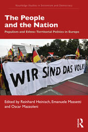 The People and the Nation: Populism and Ethno-Territorial Politics in Europe