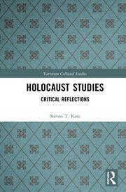Holocaust Studies: Critical Reflections