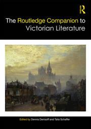 The Routledge Companion to Victorian Literature