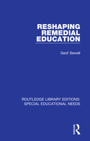 Reshaping Remedial Education