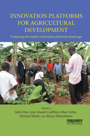 The state of innovation platforms in agricultural research for development
