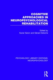 Cognitive Approaches in Neuropsychological Rehabilitation