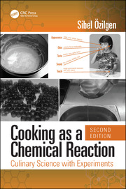 Cooking as a Chemical Reaction: Culinary Science with Experiments, Second Edition