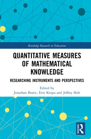 Quantitative Measures of Mathematical Knowledge: Researching Instruments and Perspectives