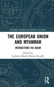 The European Union and Myanmar: Interactions via ASEAN