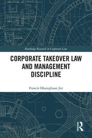 Corporate Takeover Law and Management Discipline