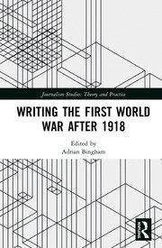 Writing the First World War after 1918
