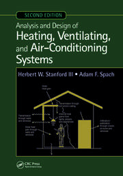 Analysis and Design of Heating, Ventilating, and Air-Conditioning Systems, Second Edition
