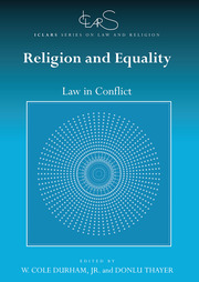 Religion and Equality: Law in Conflict