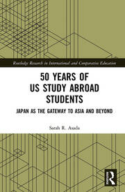 50 Years of US Study Abroad Students: Japan as the Gateway to Asia and Beyond