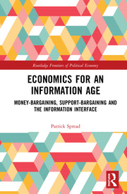 Economics for an Information Age: Money-Bargaining, Support-Bargaining and the Information Interface