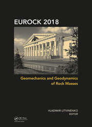 Geomechanics and Geodynamics of Rock Masses: Proceedings of the 2018 European Rock Mechanics Symposium