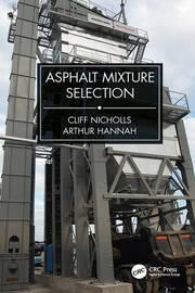 Asphalt Mixture Selection