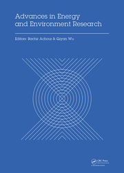 Advances in Energy and Environment Research: Proceedings of the International Conference on Advances in Energy and Environment Research (ICAEER2016), Guangzhou City, China, August 12-14, 2016