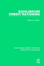 Equilibrium Credit Rationing
