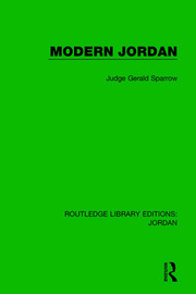 Modern Jordan