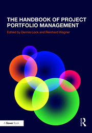 The Handbook of Project Portfolio Management - Lock and Wagner - 1st Edition book cover