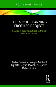 The Music Learning Profiles Project: Let's Take This Outside