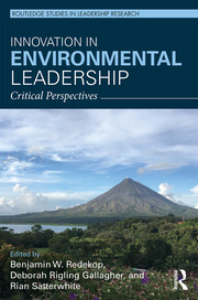 Innovation in Environmental Leadership: Critical Perspectives