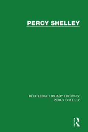 Shelley's Textual Seductions: Plotting Utopia in the Erotic and Political Works