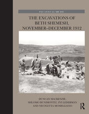 The Excavations of Beth Shemesh, November–December 1912