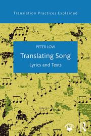 Translating Song: Lyrics and Texts