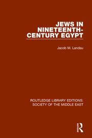 Jews in Nineteenth-Century Egypt