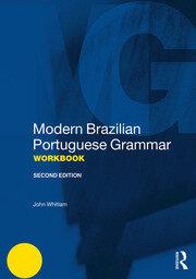 Modern Brazilian Portuguese Grammar Workbook - 1st Edition book cover