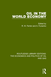 Oil In The World Economy
