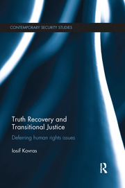 Truth recovery for missing persons and the global diffusion of 'truth'