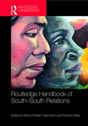 Handbook of South-South Relations - 1st Edition book cover