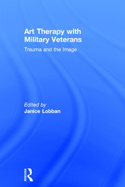 Featured Title - Art Therapy with Military Veterans - 1st Edition book cover